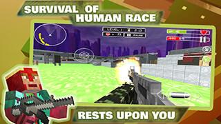 Transforming Survival Games 2 скриншот 1
