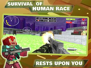 Transforming Survival Games 2 скриншот 3