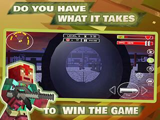 Transforming Survival Games 2 скриншот 4