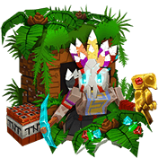 Tropical Craft 2: Jungle Mine иконка