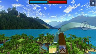 Tropical Craft 2: Jungle Mine скриншот 1