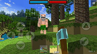 Tropical Craft 2: Jungle Mine скриншот 3