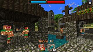 Tropical Craft 2: Jungle Mine скриншот 4