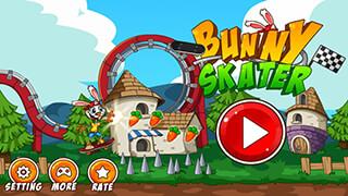 Bunny Skater скриншот 1