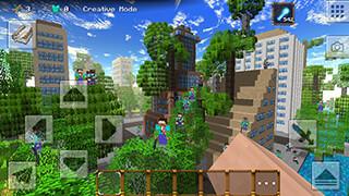 City Craft: Herobrine скриншот 1