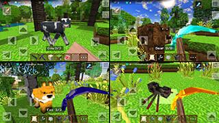 City Craft: Herobrine скриншот 2