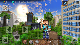 City Craft: Herobrine скриншот 3