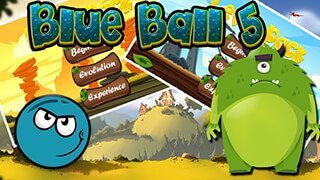Blue Ball 5 скриншот 1
