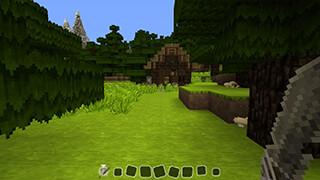 Pixel WorldCraft: Story Mode скриншот 2