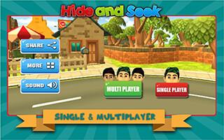 Multiplayer Hide and Seek 2016 скриншот 1
