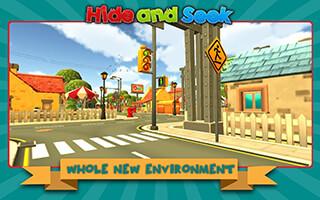 Multiplayer Hide and Seek 2016 скриншот 2