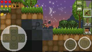 Lost Miner скриншот 1