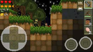 Lost Miner скриншот 2