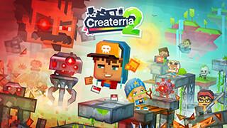 Createrria 2: Craft Your Games скриншот 1