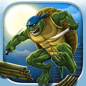 Прыжок черепашки-ниндзя (Turtle Ninja Jump)