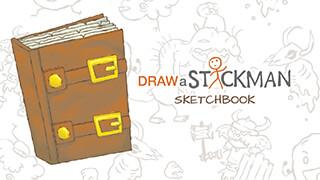 Draw a Stickman: Sketchbook скриншот 1