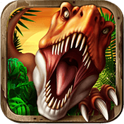 Dino World: Jurassic Builder 2 иконка