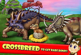 Dino World: Jurassic Builder 2 скриншот 4