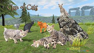 Clan of Cats скриншот 1