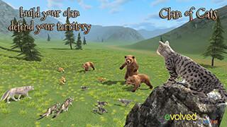 Clan of Cats скриншот 2