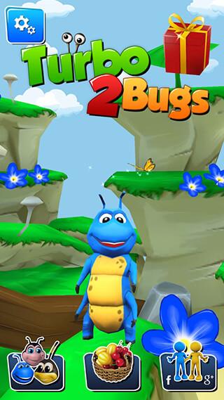 Turbo Bugs 2-Run and Survive скриншот 1