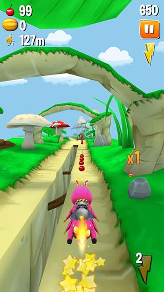 Turbo Bugs 2-Run and Survive скриншот 4