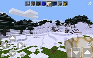 Play Craft: Block Survival скриншот 1