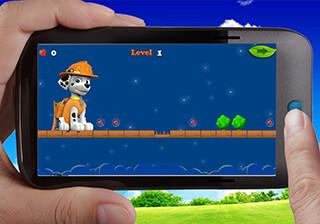 Paw Puppy Skater Patrol скриншот 4