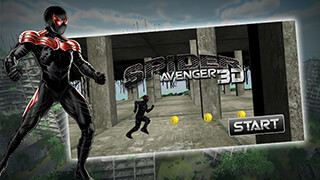 Amazing Spider Avenger скриншот 1