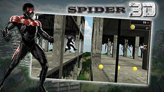 Amazing Spider Avenger скриншот 2