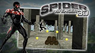 Amazing Spider Avenger скриншот 3