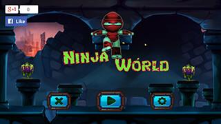 Ninja World in Turtles скриншот 1