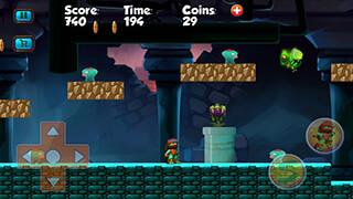 Ninja World in Turtles скриншот 3