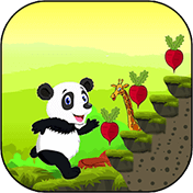 Jungle Panda Run иконка