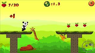 Jungle Panda Run скриншот 3