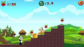 Jungle Panda Run скриншот 4
