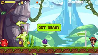 Super Adventure Run World скриншот 1