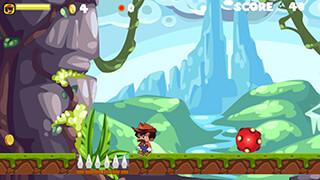 Super Adventure Run World скриншот 4
