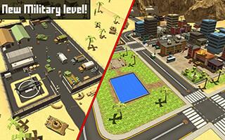 Pixel Block: Survival Craft скриншот 1