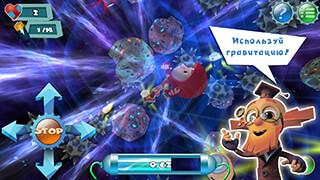 Фиксики в космосе скриншот 2