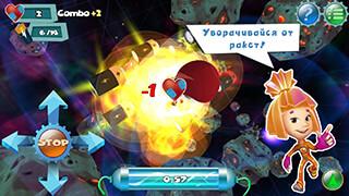 Фиксики в космосе скриншот 3