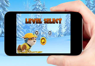 Paw Puppy Snow Patrol Skater скриншот 2
