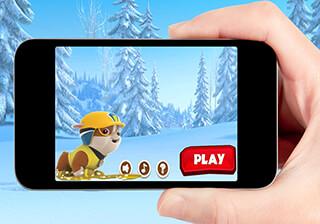 Paw Puppy Snow Patrol Skater скриншот 3