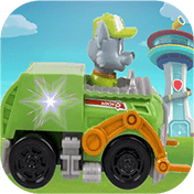 Paw Puppy Car Patrol World иконка