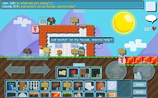 Growtopia скриншот 1