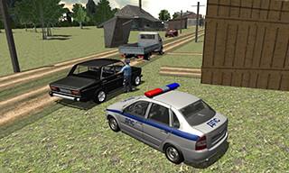 Traffic Cop Simulator 3D скриншот 2