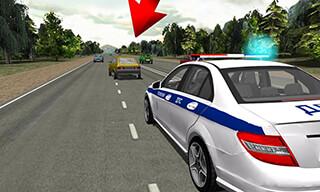 Traffic Cop Simulator 3D скриншот 3