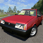 Russian Car Driver HD иконка
