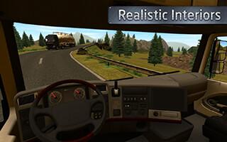 Euro Truck Driver скриншот 3