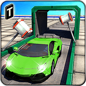 Extreme Car Stunts 3D иконка